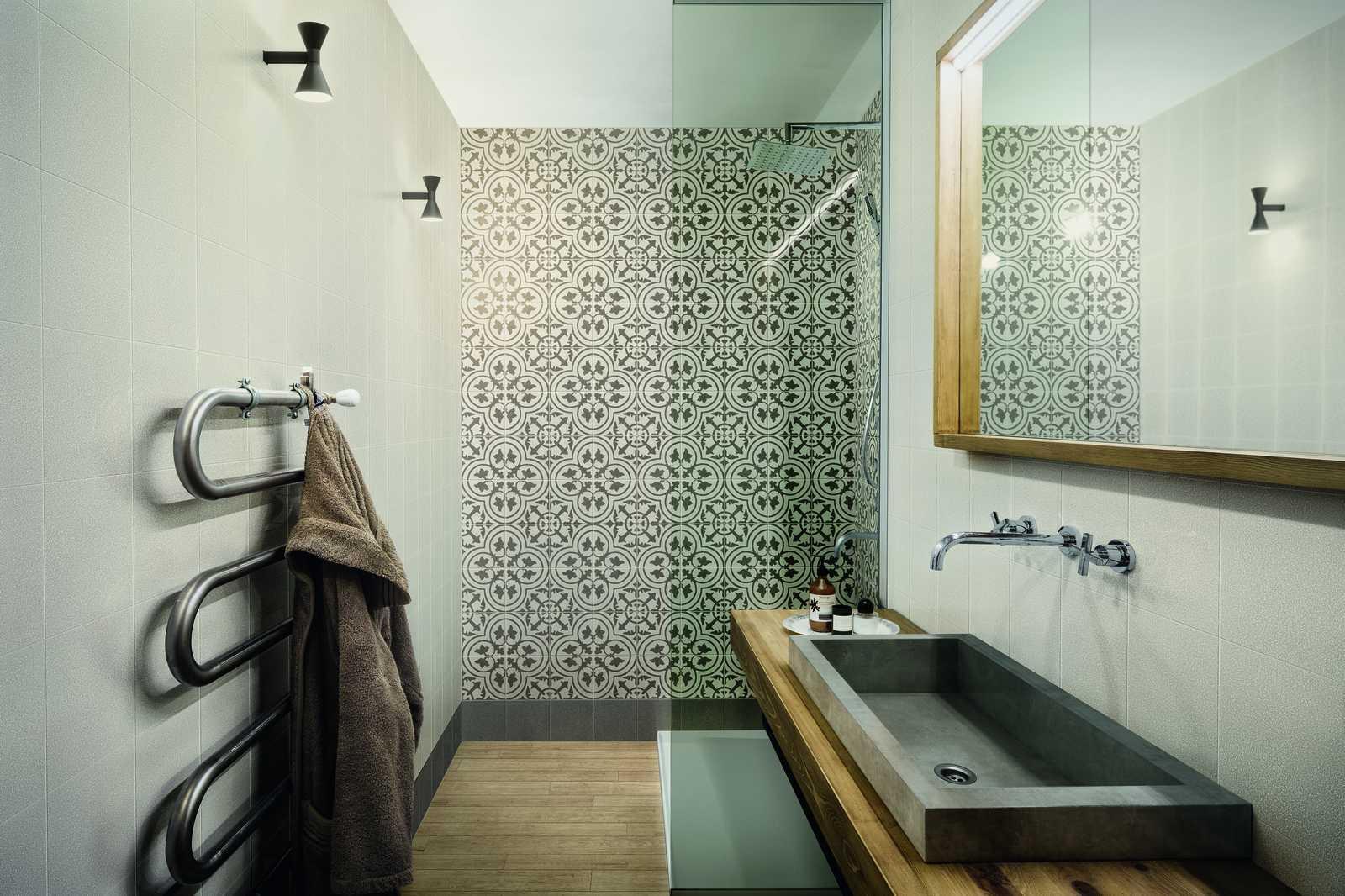 Azulejos Cuarto de Baño de Gres Porcelánico   Ragno