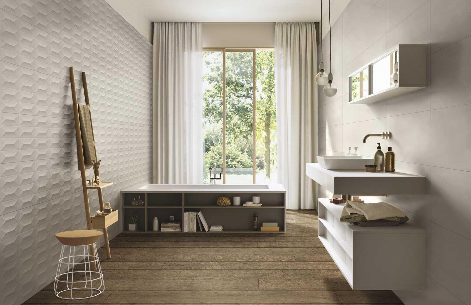 Azulejos para el cuarto de baño de cerámica | Ragno