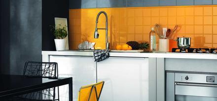 Azulejos Amarillo Para Cocina Ragno