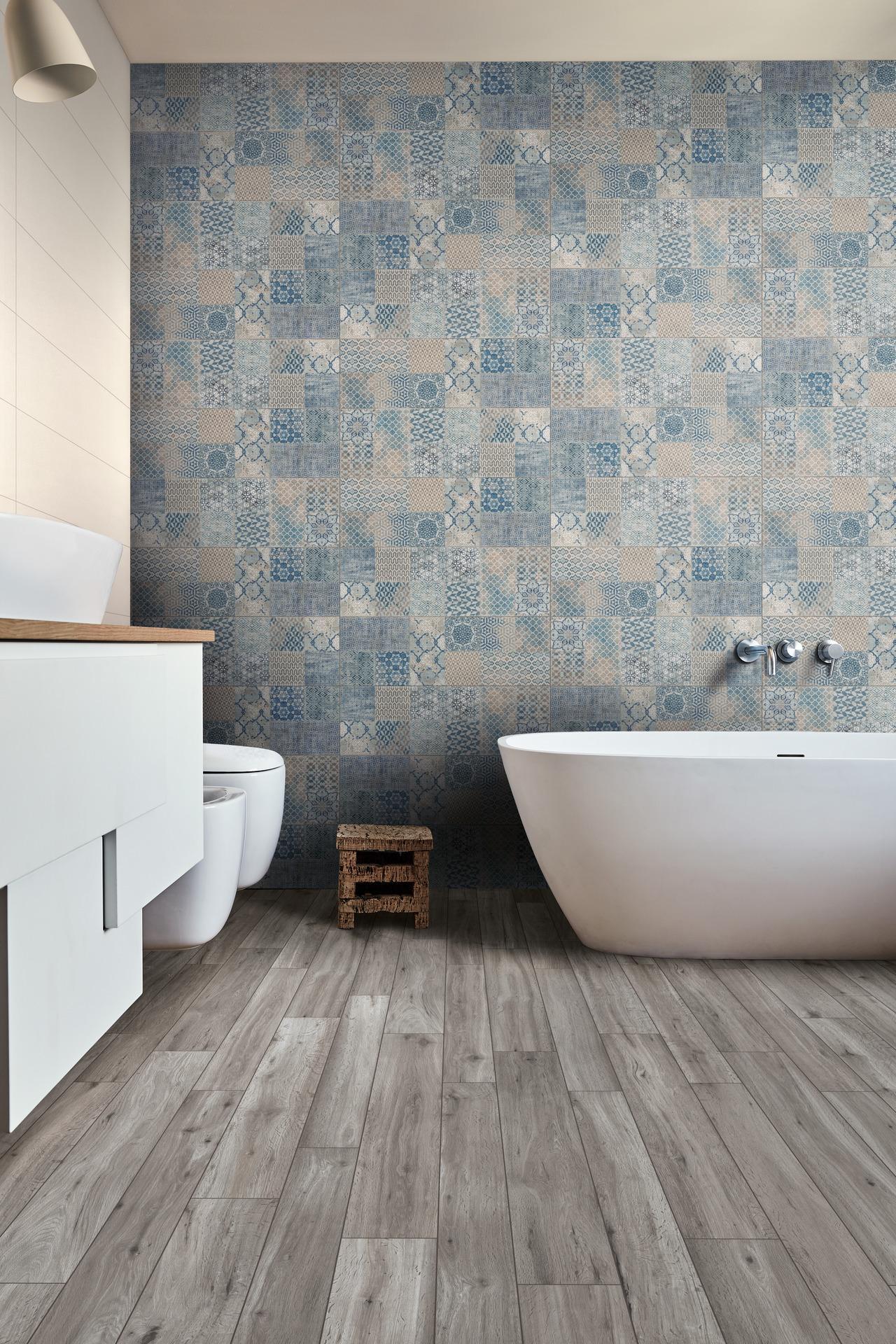 Azulejos para el cuarto de baño de cerámica   Ragno