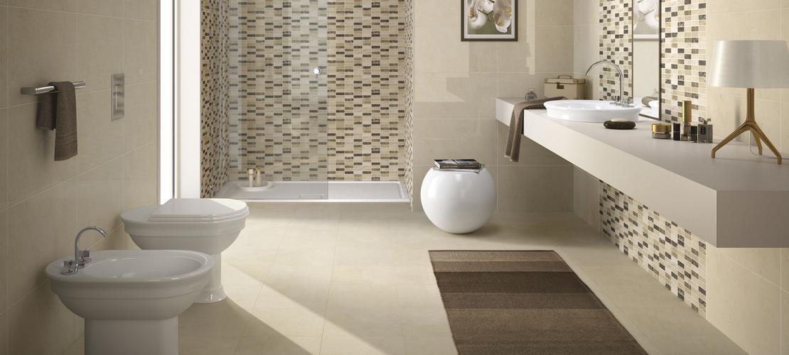Colección Game: mosaicos cerámica para baño y cocina | Ragno