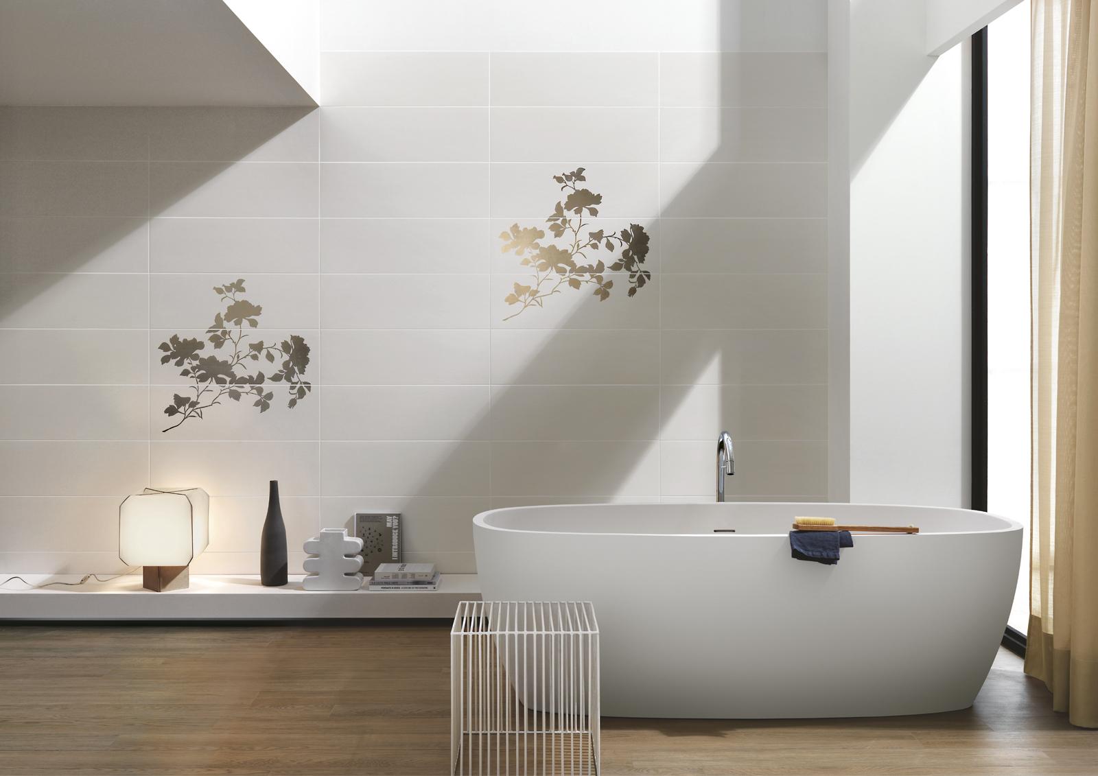 Piastrelle bagno azulejos. beautiful piastrelle adesive per parete