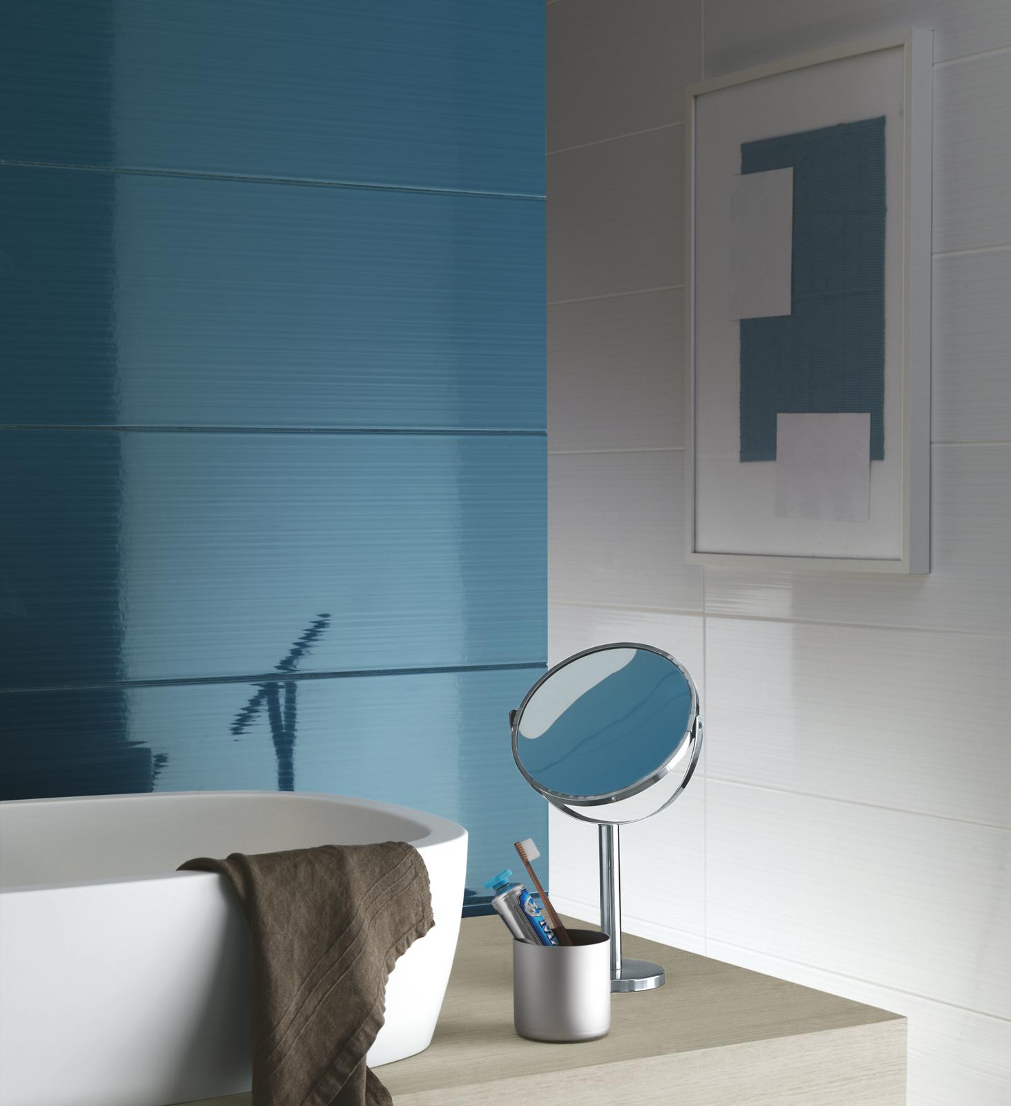 Colecci n smart azulejos de colores para el ba o ragno - Azulejos para el bano ...